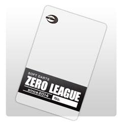 ZERO LEAGUE カード